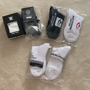 Brand new golf socks from Korea